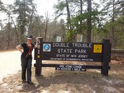 Double Trouble State Park in New Jersey