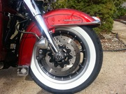 """New """"Old School Wide White Wall Tires"""" for the riding season"""
