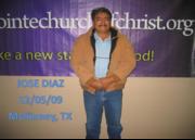 JOSE DIAZ -DEC 5 09