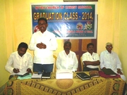Graduation Class 2014.