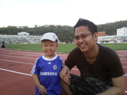 Chelsea Boy & Dad