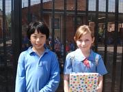 Passakorn and Laura,Dubbo Public School