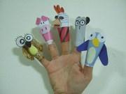 ตุ๊กตานิ้วมือ