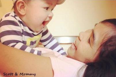 Scott & Mommy