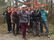 Adventurous Women -  Bibbulmun Track Northcliffe to Pemberton Nov 2017