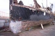 Ship yard in Ashqelon