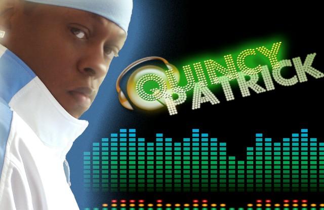 "Multi-Platinum, Grammy Award Winning Songwriter/Producer & QwiLite CEO Quincy""Q"" Patrick"