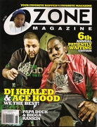 Ozone Mag Cover