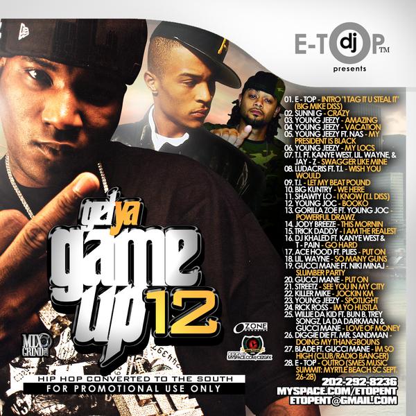 Get Ya Game Up 12