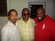 C.J. Flash, D.J. Big Russ & The Legendary Stevie Wonder