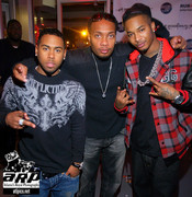Bobby V & Chingy with me at Luckie