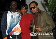 Akon and Rashan at my Website release Party