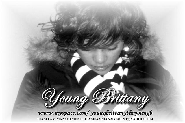 Young Brittany aka Young B