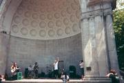 Damir live at the Bandshell new york city at the park