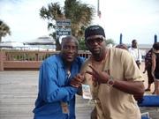 Me and DJ Dr. Doom