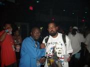 Me and DJ Ike G at Core Retreat IX