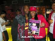 dj complexx and babs mag release party