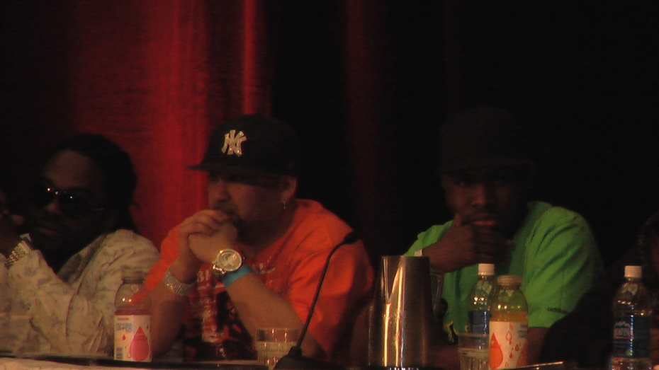SPEAKING ON THE TASTEMAKERS PANEL AT SHA MONEYS CONFERENCE IN PHOENIX!