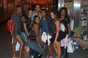 Me and friends at B. B. Kings NYC