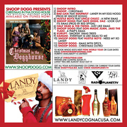 SNOOP WHOO KID BACK TRACK LIST - XMAS 08 - LANDY N EGGNOG