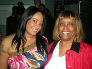 Tangie from V103 and Victoria (Tears For Hope Foundation)