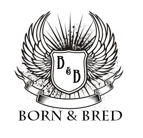 Born & Bred White