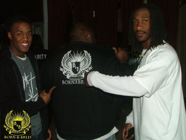 LIT/BORN & BRED CONNECTION - COOLBREEZE - BORN & BRED GANG