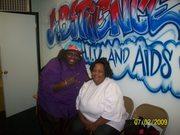 MS FIYA& MS LORETTA(FAHIVawareness)team