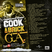 Cook A Brick G.Aback