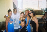 """Ja Rule and the old me wit """"models""""(405)"""