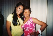 me and D from flavor of lust..oh i mean love..lol