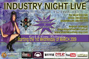 """INDUSTRY NIGHT LIVE TV -ON THE """"THE WHATS POPPING SHOW"""""""