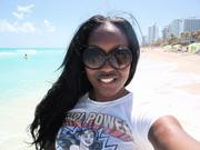 Dime on Beach