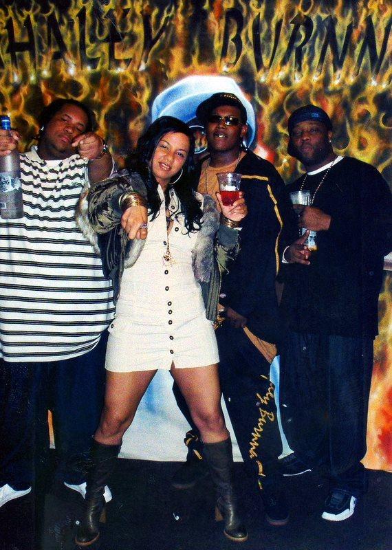 Young Gwop, Chynna Whyte, Chaley Burnna & BREED