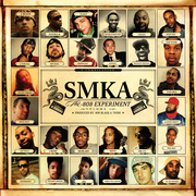 SMKA - The 808 Experiment  Vol 1 (front)