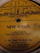 NEW KRAZE RECORD 1988