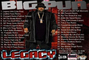 The Legacy 4/29/09