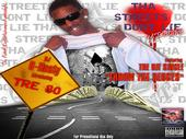 THA STREETS DON'T LIE MIXTAPE COVER