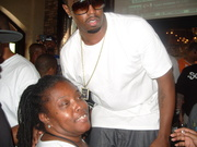 Momanager And Diddy