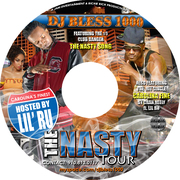 DJ Bless - The Nasty Tour (Disc) 02