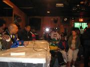 "HIP HOP PANELIST ASKING ""KRS ONE"" QUESTION AT THA TABLE"