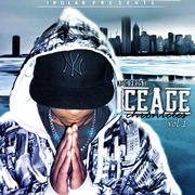 ICE AGE CHRONICLES VOL I COVER