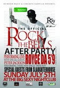 Rock The Bells After Party / Royce Da 5'9,  Peter Jackson  & More