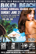 REAL TALK MAGAZINE BIKINI MUSICFEST    COLLINS MS JUNE 21ST
