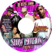 DJ Bless - Slow Motion