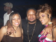 dj sha, my sis, and gent r&b singer