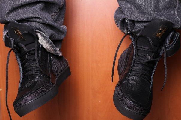 NEGASH FOOTWEAR