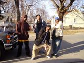 P-9 Ent. & On One ENT. chillin