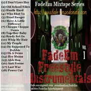 FadeEm Freestyle Instrumentals 1 Full