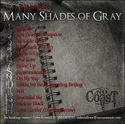 """Mike Sullivan """"Many Shades of Gray"""" (Back)"""
